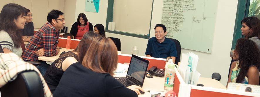 Bộ phận nhân sự Zalora Vietnam - Cơ hội phát triển nghề nghiệp quản lý nhân sự chuyên nghiệp